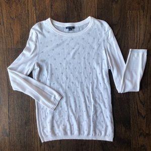 Tommy Hilfiger polkadot sweater